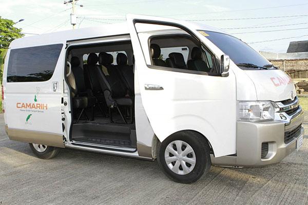 Van Transfer El Nido to Puerto Princesa
