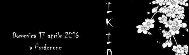 Domenica 17 Aprile appuntamento con l'Aikido