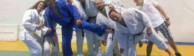Corso judo amatori...pronti per le vacanze.