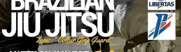 14.02.16| Brazilian Jiu Jitsu (BJJ) lezione tenuta dal maestro Matteo Calamandrei