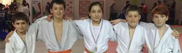 Judo: Shaid primo a Montereale, e minijudoka al 13° Torneo Libertas