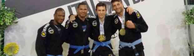 Brazilian Jiu Jitsu, Tre medaglie per i nostri al Campionato Italiano