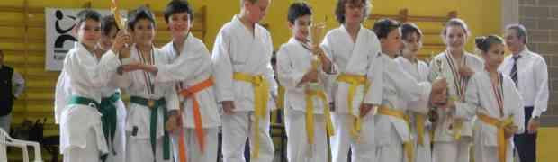 Risultati gara di Karate a Pordenone del 2/6/2013