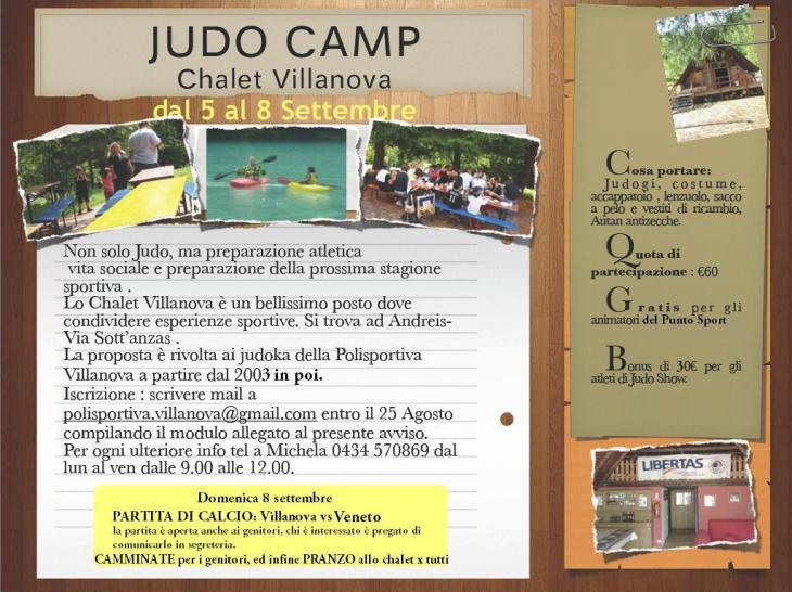 judo camp