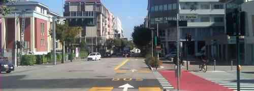 sicurezza stradale viale Marconi