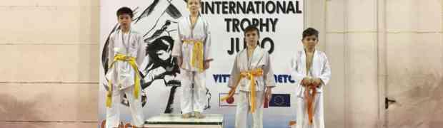 I nostri piccoli si fanno onore al 31° Torneo Internazionale di Judo Vittorio Veneto