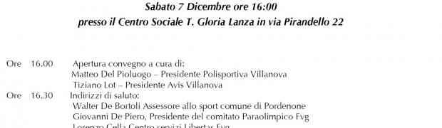 Convegno e cena sociale in programma il 7 dicembre