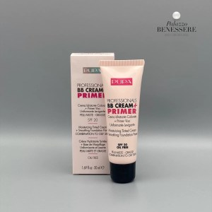 BB Crème combination to oily skin