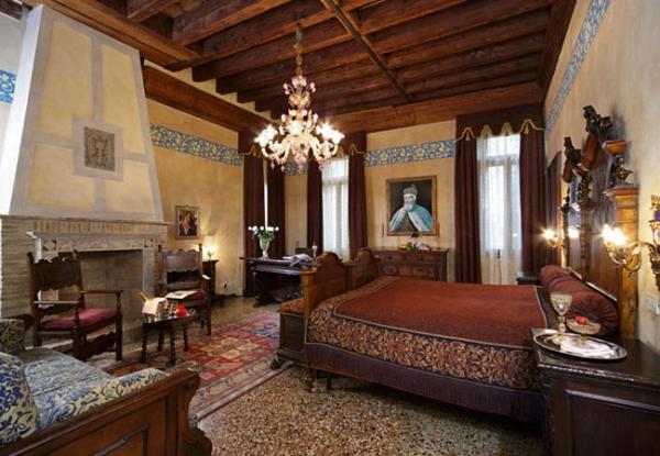 Habitaciones  Hotel Palazzo Priuli Venecia
