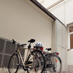 Parcheggio bici / Bike parking