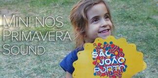 Mini NOS Primavera Sound: para miúdos e graúdos