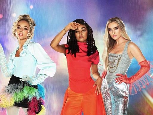 Little Mix como trio após saída de Jesy Nelson