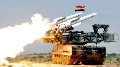 Photo of الدفاعات الجوية السورية تتصدى لهجوم إسرائيلي