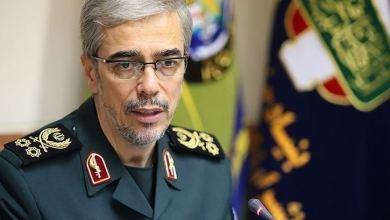 Photo of محمد باقري : تهديدات أمريكا لإيران ستلقى ردا عنيفا لن تتخيله