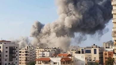 صورة الغارات الإسرائيلية تسفر عن استشهاد طفلين وعدة إصابات