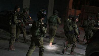 صورة قوات الاحتلال الإسرائيلي تشن حملة اعتقالات بأنحاء متفرقة من الضفة