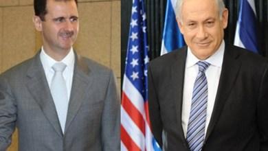 Photo of إسرائيل : ربما نقيم علاقات مع الأسد بعد انتصاراته في سوريا