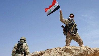 صورة الجيش السوري يسيطر على منطقة قريبة من الجولان المحتلة
