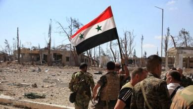 Photo of الجيش السوري يحقق مكاسب جديد في جنوب غرب البلاد