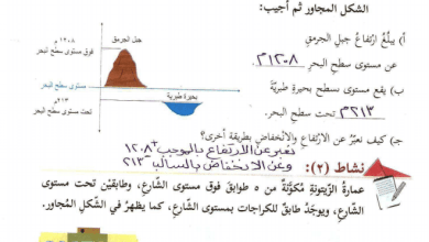 Photo of مجمع الإجابات النموذجية لكافة الكتب المدرسية للصف السابع الفصل الأول