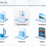 Windows 7: Bibliotecas