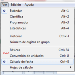 Windows 7: la calculadora