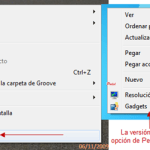 Windows 7 Starter: Escritorio