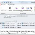 Outlook 2010: guardar o quitar datos adjuntos