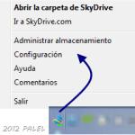 SkyDrive aplicación de escritorio II