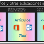 Actualización 1.0.0.4 | Aplicación El Blog de PALEL para Windows 8