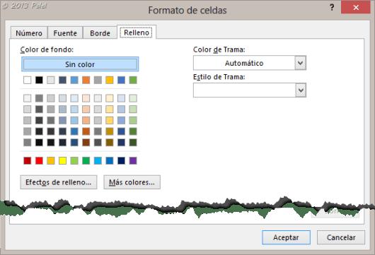 Excel | Formato condicional: Colorear filas dependiendo del valor de ...