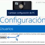 Windows 8 | Acceder sin tener que escribir la contraseña