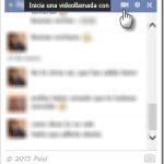 Facebook | Vídeo llamadas