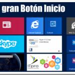 Windows 8 | Presume de que a ti no te hace falta el Botón Inicio