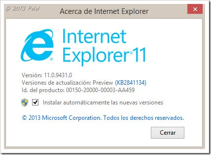 Windows 8.1 Preview - Internet Explorer