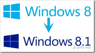 Actualización de Windows 8 a Windows 8.1