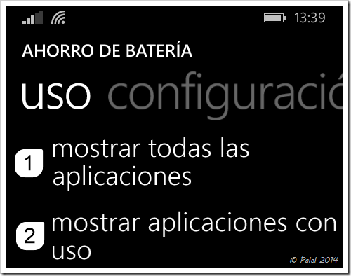 Windows Phone 8.1 - Aplicaciones en segundo plano