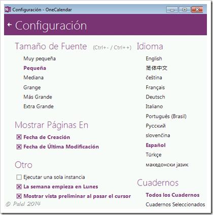 Onetastic para OneNote - Palel.es