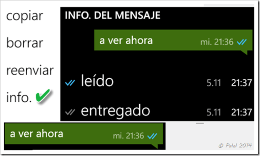 WhatsApp Check - palel.es