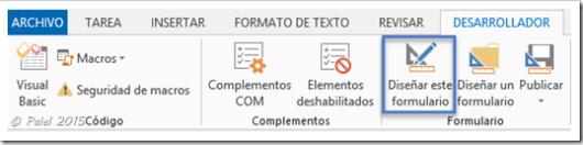 Programar un correo periódico - palel.es