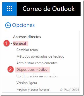 Cuenta Microsoft - Windows Phone - Sincronización