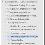Curso de Outlook | Capítulo B Subcapítulo 14: Redactar y responder mensajes