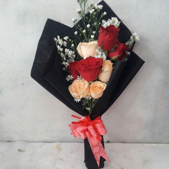 Buket Bunga Wisuda Palembang