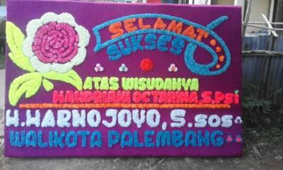 Karangan Bunga di Palembang 10