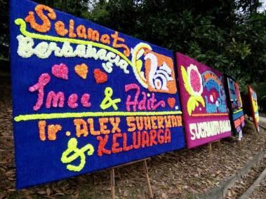 Karangan Bunga di Palembang 7