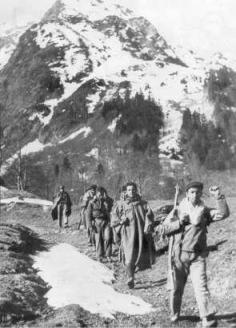 MONTAÑA 1934