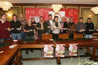 'Palencia Abierta' regalará entre sus clientes 2.000 tapas el 1 de febrero