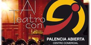 Al teatro con Palencia Abierta