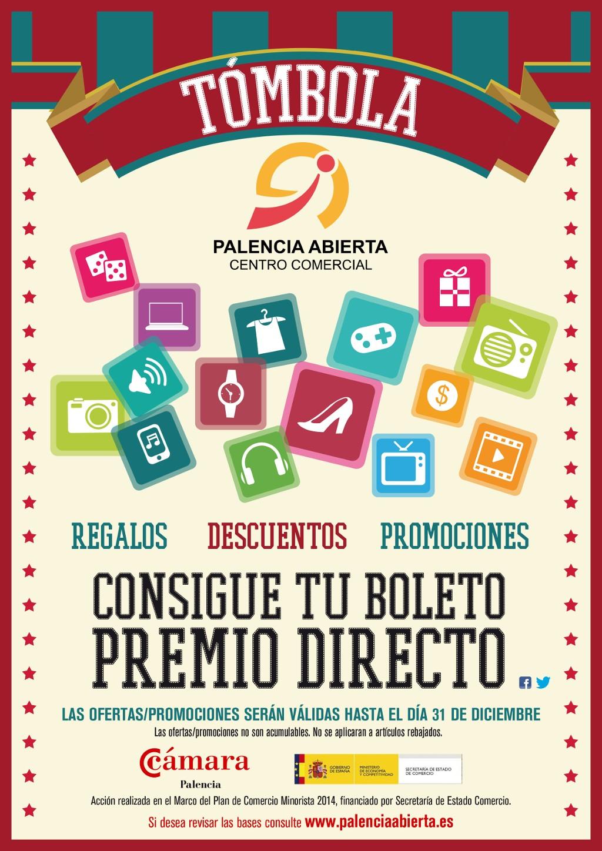 Tombola Palencia Abierta