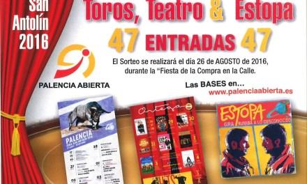 """Bases """"Teatro, Toros y Estopa"""""""